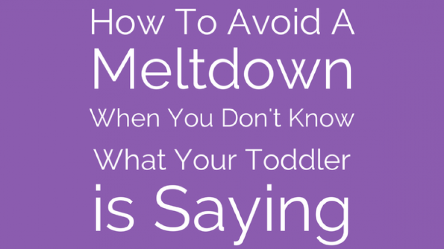 How To Avoid A Meltdown // MarciePaige.com